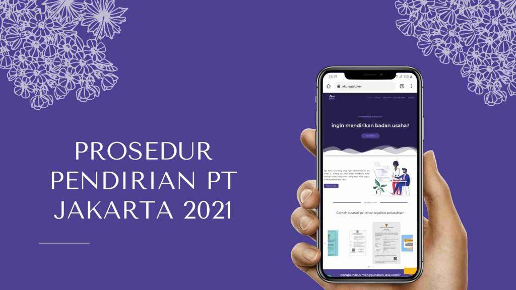 Pendirian PT Jakarta